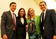 Jane Muir wins Florida Bar Most Productive Young Lawyer Award