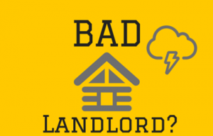 How to deal with a bad landlord